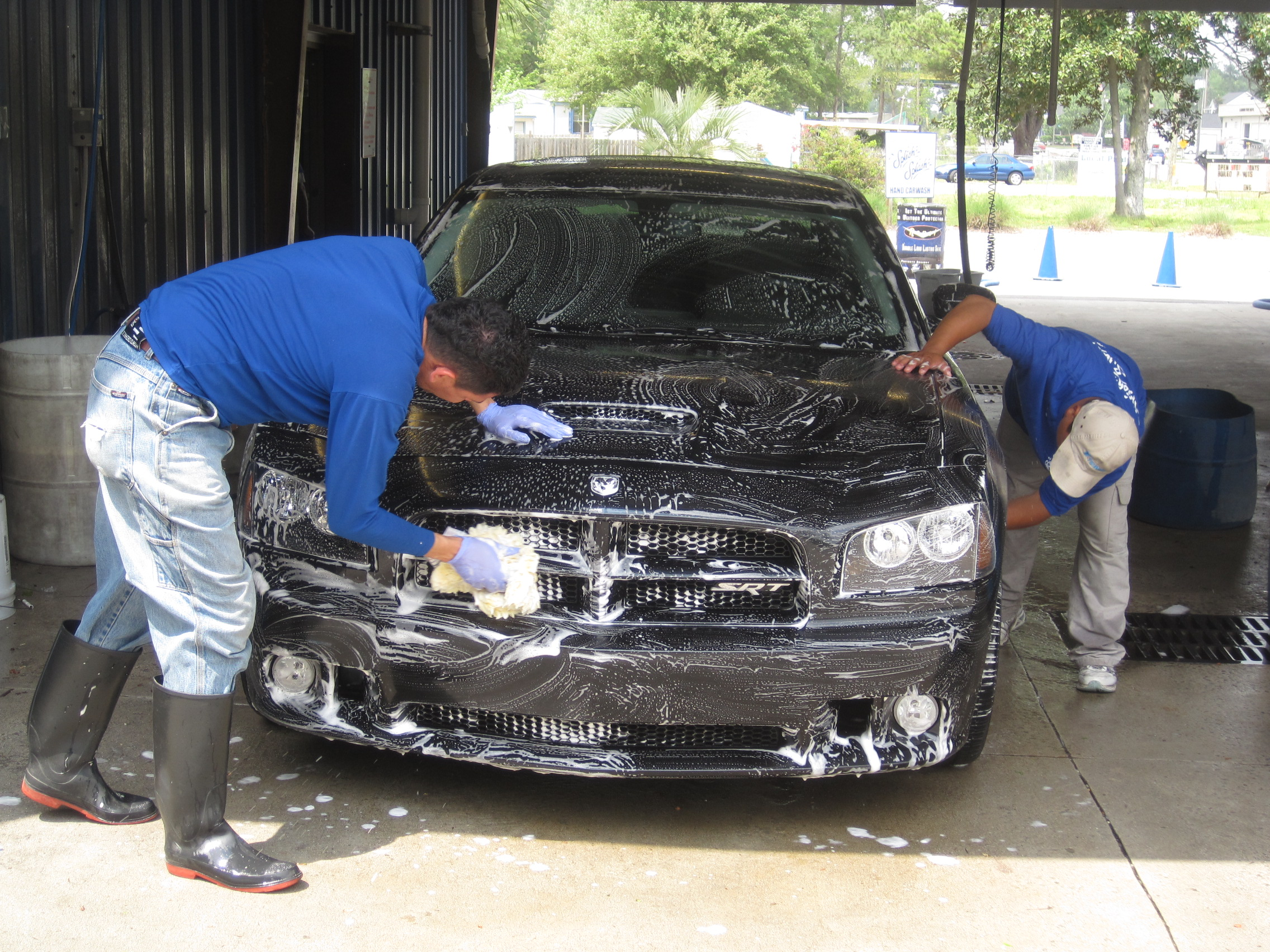 Splish Splash Car Wash College Park Road Ladson Sc